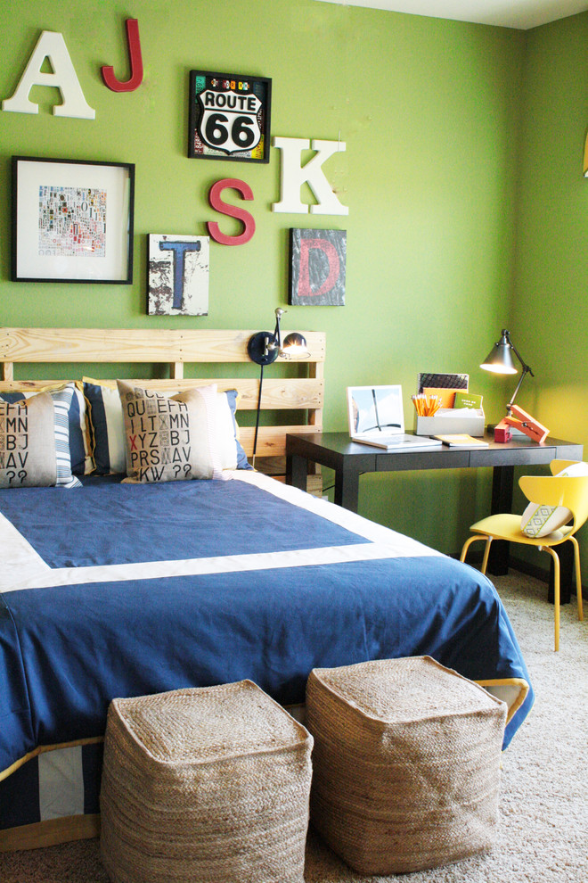 design-ideas-kids-room-diy-headboard-euro-pallet