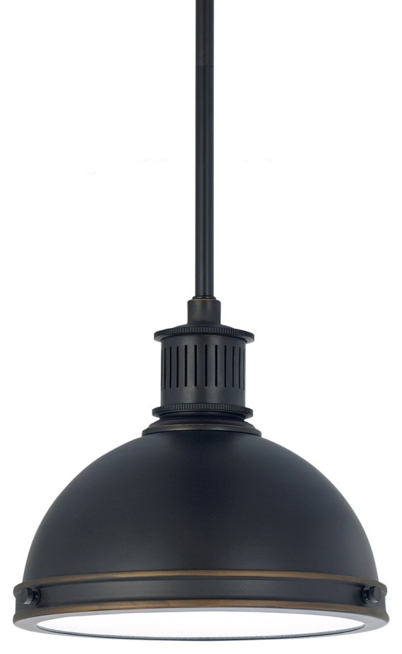 designer-pendant-lamp-metal-bronze-black-industrial-design-pendant
