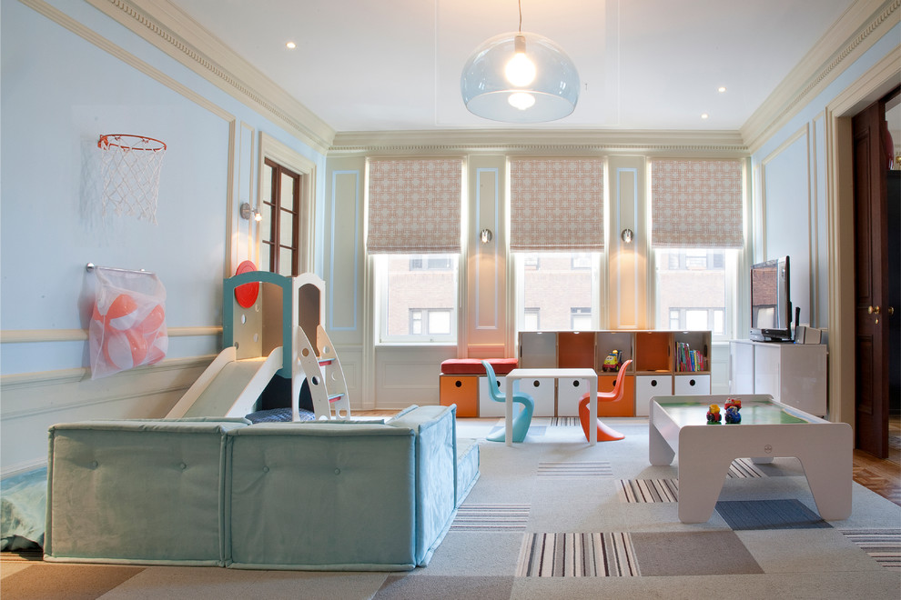 game-room-soft-colors-modern-nursery-ideas