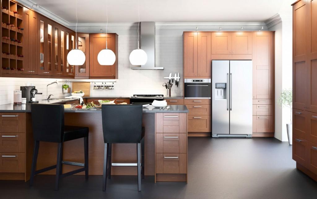 ikea-kitchen-system-oak-modern-kitchen-shelves-with-glass-doors