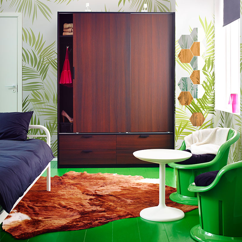 ikea-dark-brown-wardrobe-for-narrow-rooms-quality-closets-for-the-bedroom