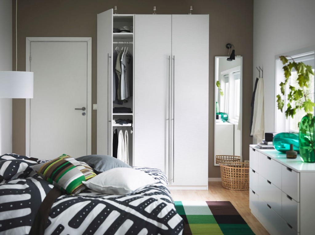 ikea-small-modern-wardrobe-in-white-quality-closets-for-the-bedroom