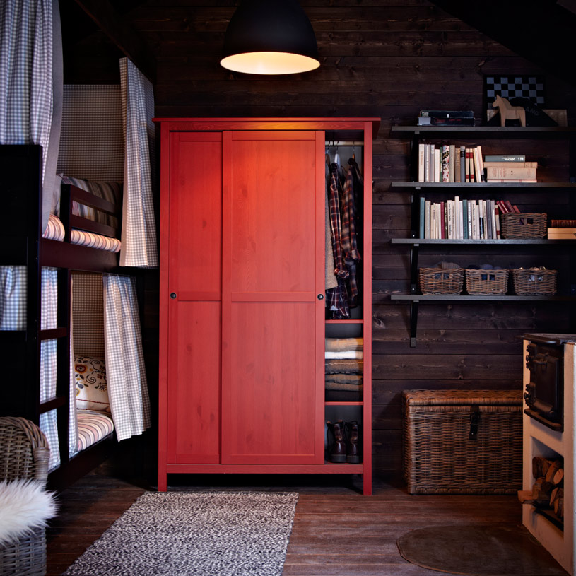 ikea-three-door-wardrobe-in-red-high-quality-closets-for-the-bedroom