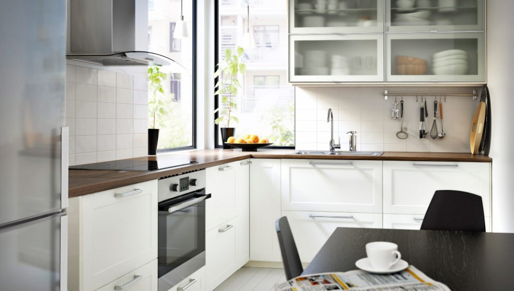 kitchen-inspiration-large-wall-shelves-with-frost-glass-kitchen-shelves-with-glass-doors