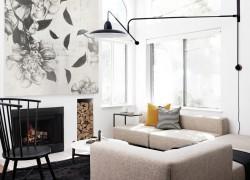 living-room-built-in-fire-wood-chair-white-scandinavian-design
