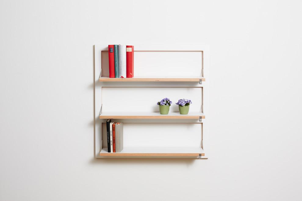 modern-bookcase-wall-wood-simple-minimalist-bookshelf-design