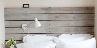Elegant Bedroom Design Blended Styles
