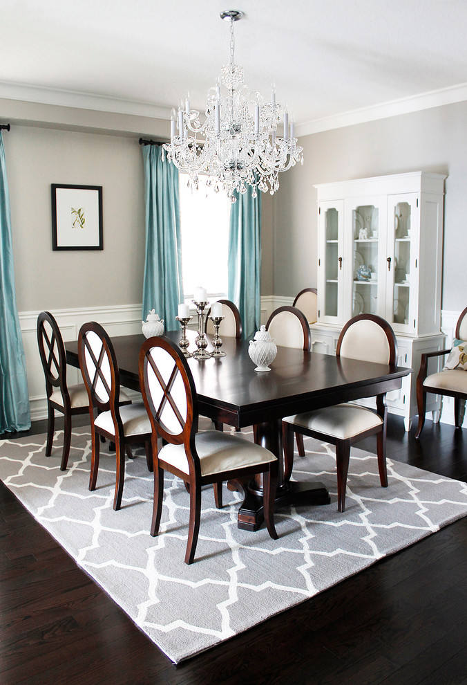 modern-furnishings-in-white-turquoise-brown-contemporary-chandelier-for-the-living-room