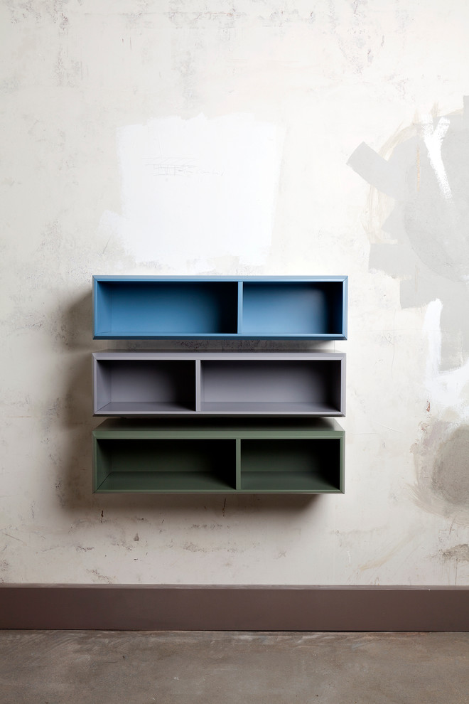 rustic-horizontal-wall-shelf-ideas-modern-blau-grun-grey-bookcase-design