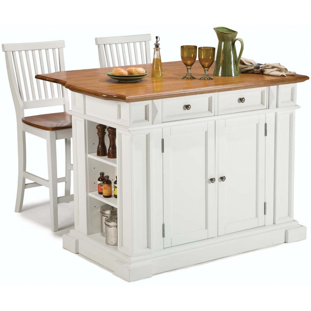 Kitchen island bar stools made of wood in white bar stools for your kitchen