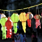 Paper Lantern For Spring