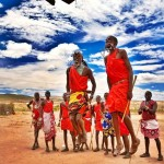 The Land Of Masai
