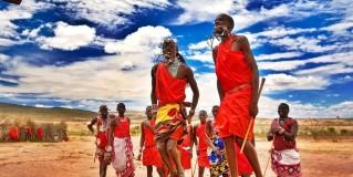 The Land Of Masai