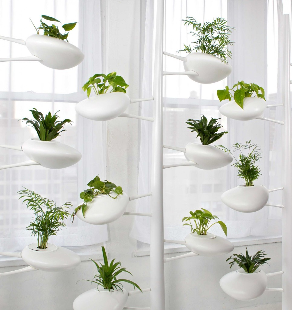 Modern hydroponics vertikaller garden