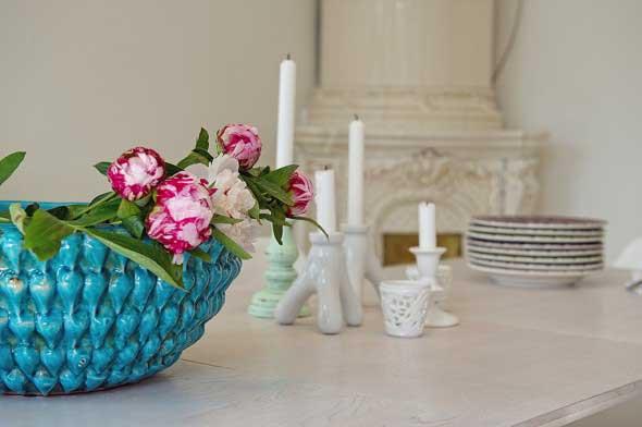 Balance color choice modern interior design