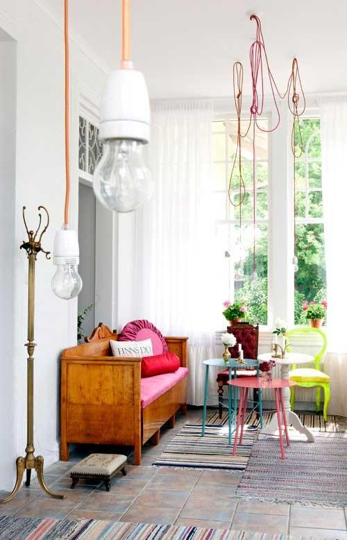 Colours colour accents color choice modern interior design