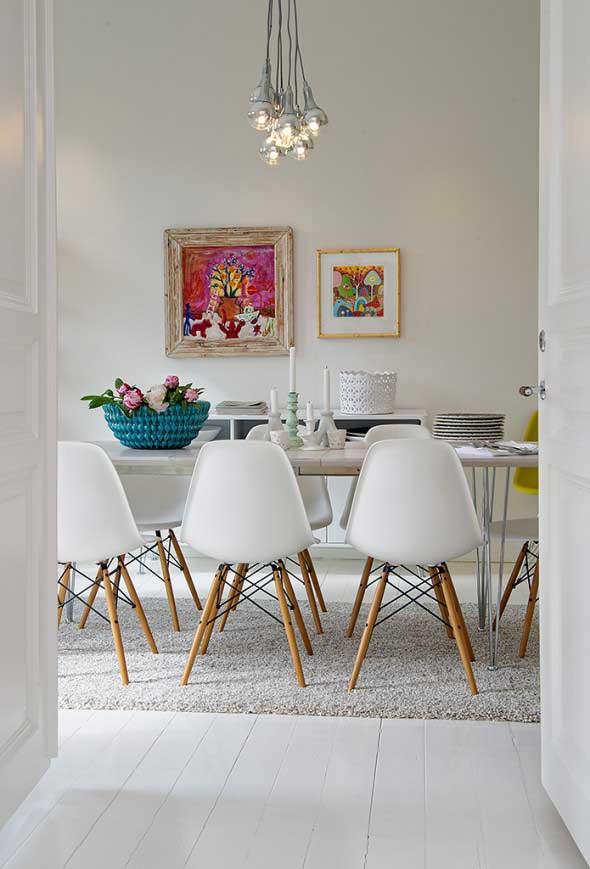 Dining Room Color Choice Modern Interior Design