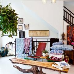 Modern Interior Design – A Pop of Color