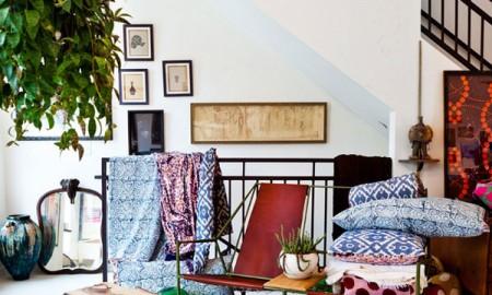Eclectic interior design color choice modern interior design