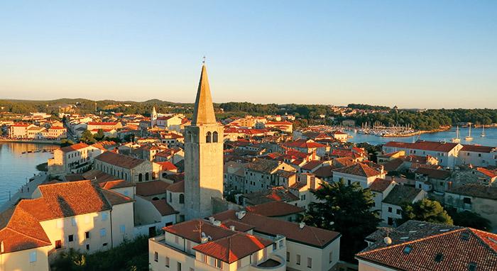 Euphrasian Basilica complex, Croatia