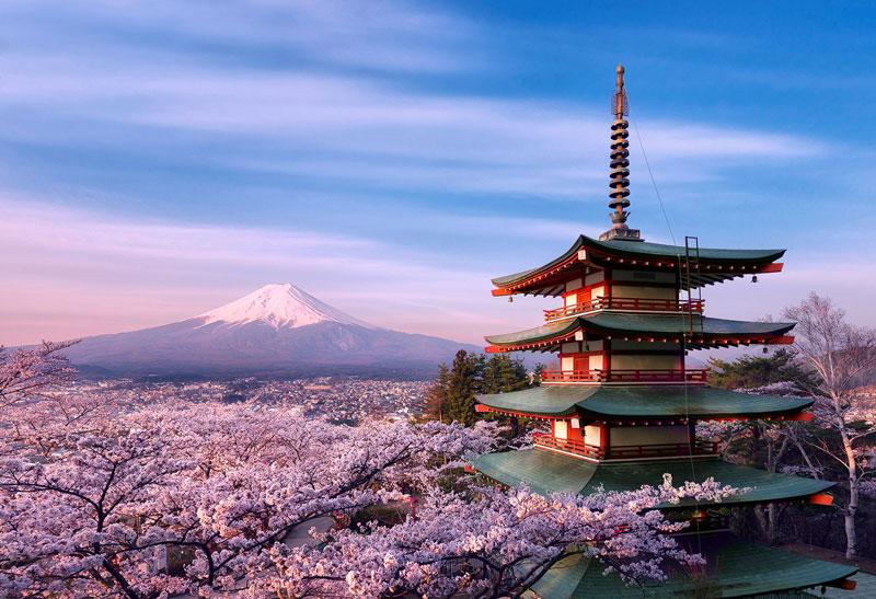 Fuji-volcano-beautiful-view-Japan
