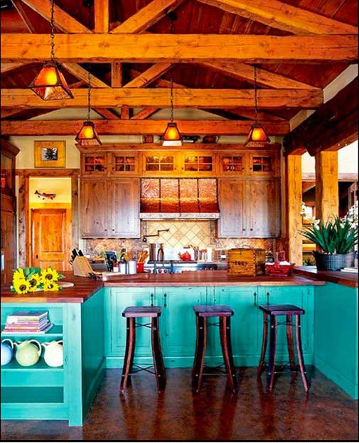 Light mood colour choice modern interior design