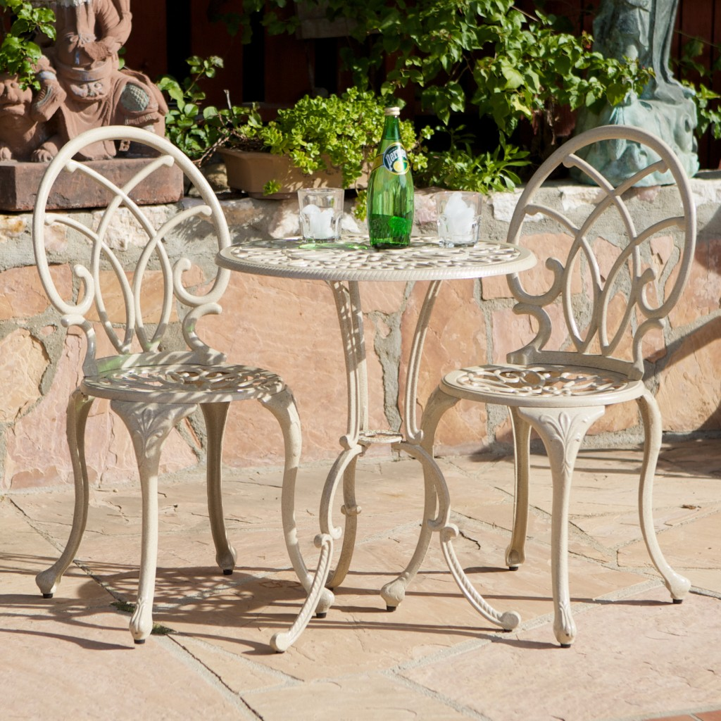Romantic design garden furniture sets