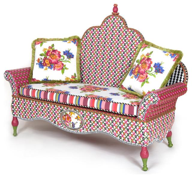 Sofa design eclectic seating furniture
