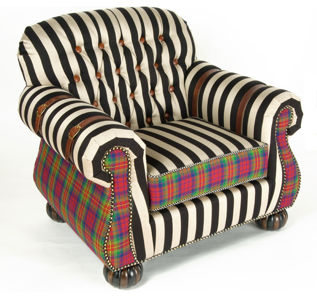 Unique Club Chair eclectic seating furniture