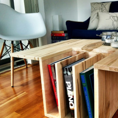 Creative Wooden Table