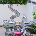 Metal Patio And Garden Pieces