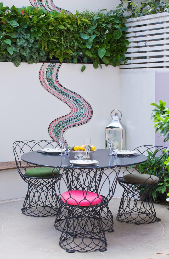 chic and stylish solution garden furniture metal