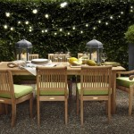 8 Interesting Patio Decoration Ideas