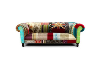 Hand-Decorated Eclectic Modern Furniture