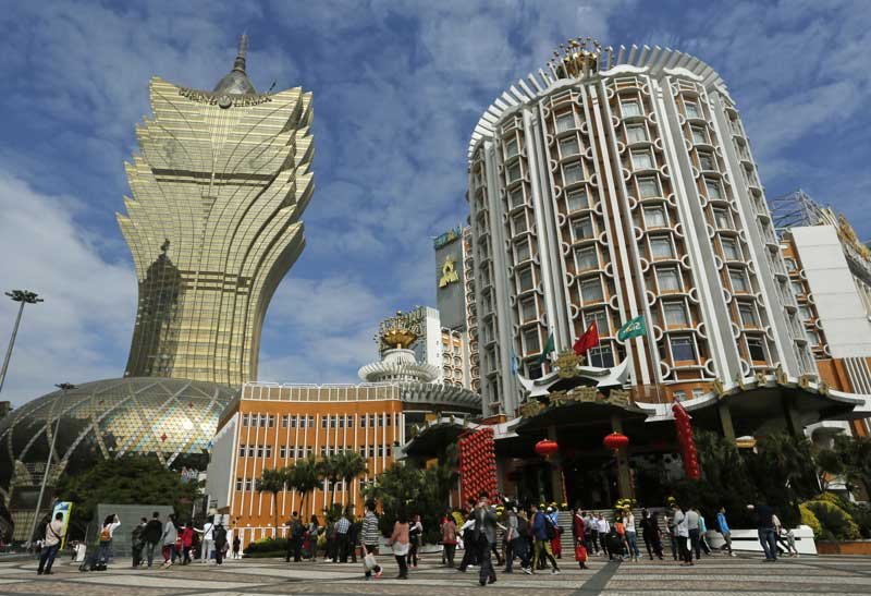 macau-town-casinos-China-buildings