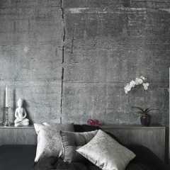 The Concrete Wall – A Real Eye-Catcher
