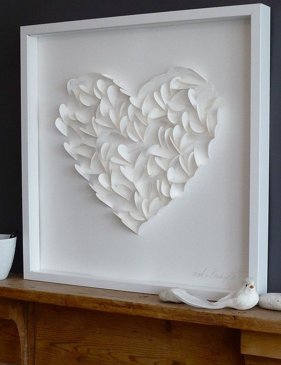 Valentines-day-craetive-heart-made-of-paper