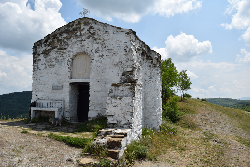 Ancient Bulgarian Chapel St. Joan white chapel bulgarian history