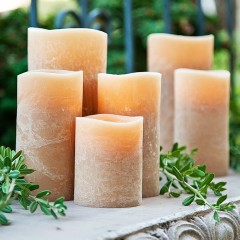 Modern Flameless Candles