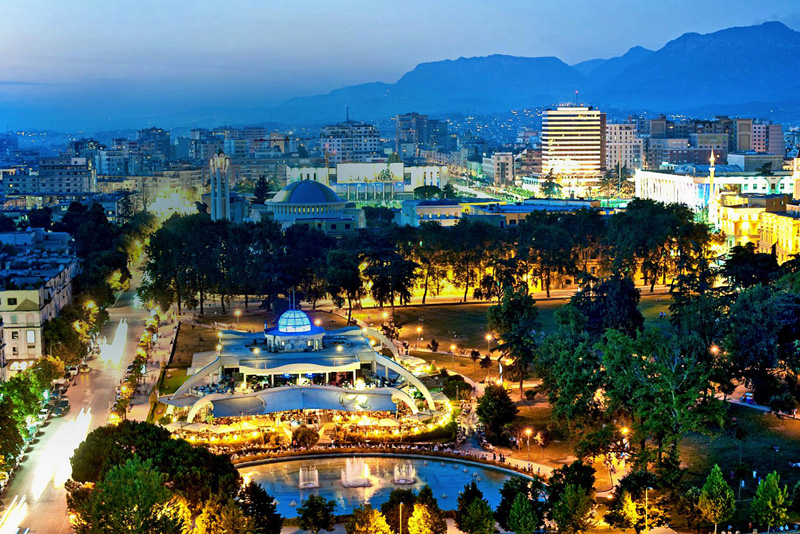 Tirana-capital-of-Albania-amazing-tourist-destination-Tirana-lights-center
