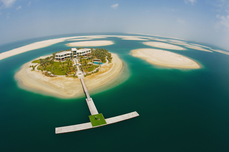 World-archipelago-Dubai-artificial-islands-house-on-the-island-modern-islands-future-houses