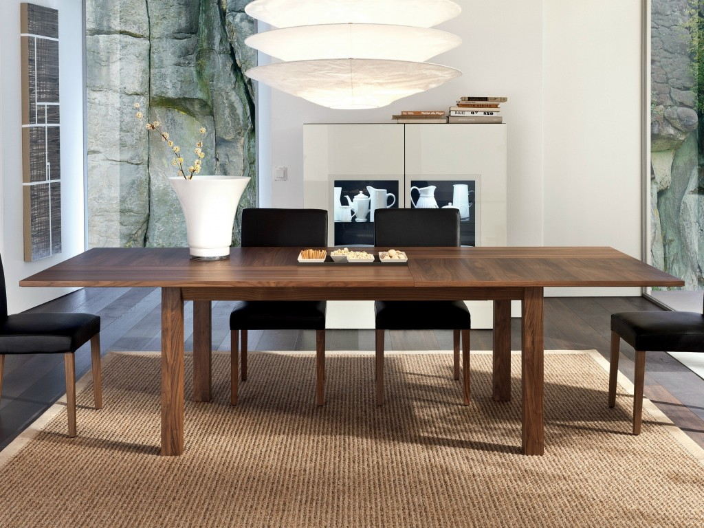 Dining table made of maple luxury furniture-Dining tables