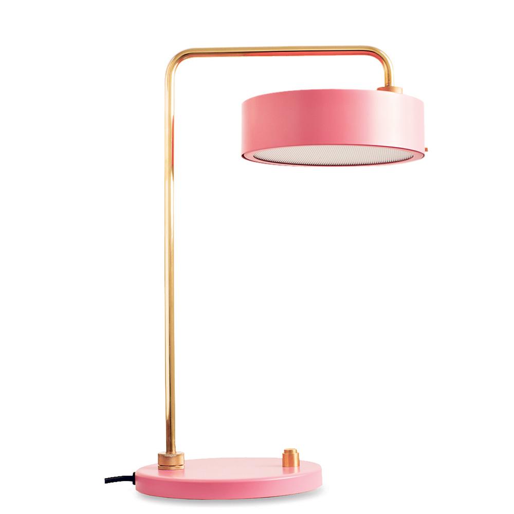 Elegante Tischleuchte Rosa-Moderne Lampen