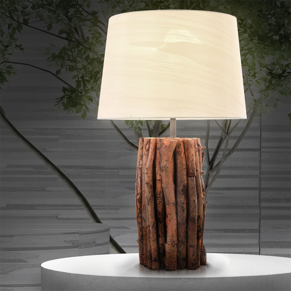 Wooden table lamps-modern lamps