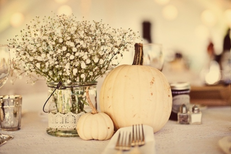 Beautiful Decorated Fall Table Pumpkin fall table decorations autumn table decorations easy thanksgiving centerpieces fall décor simple inexpensive fall table decorations fall table settings