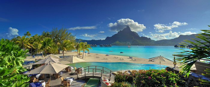 Bora Tahiti Overwater Bungalows Beach Resort