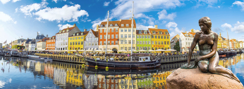 Copenhagen,-Denmark-second-happiest-country-in-the-world-happiness-index-denmark-marmaid