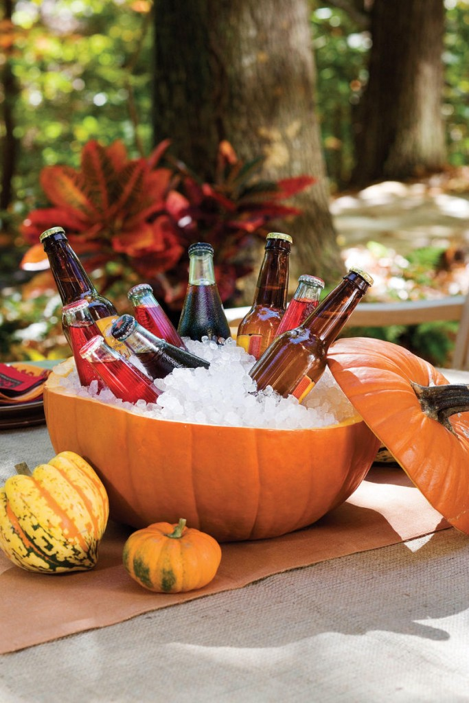 Halloween-Pumpkin-Beer-Cooler-Ice-Halloween-lights-outside-halloween-decorations-diy-halloween-decorations-best-halloween-decorations--halloween-yard-decorations-vintage-halloween-decorations