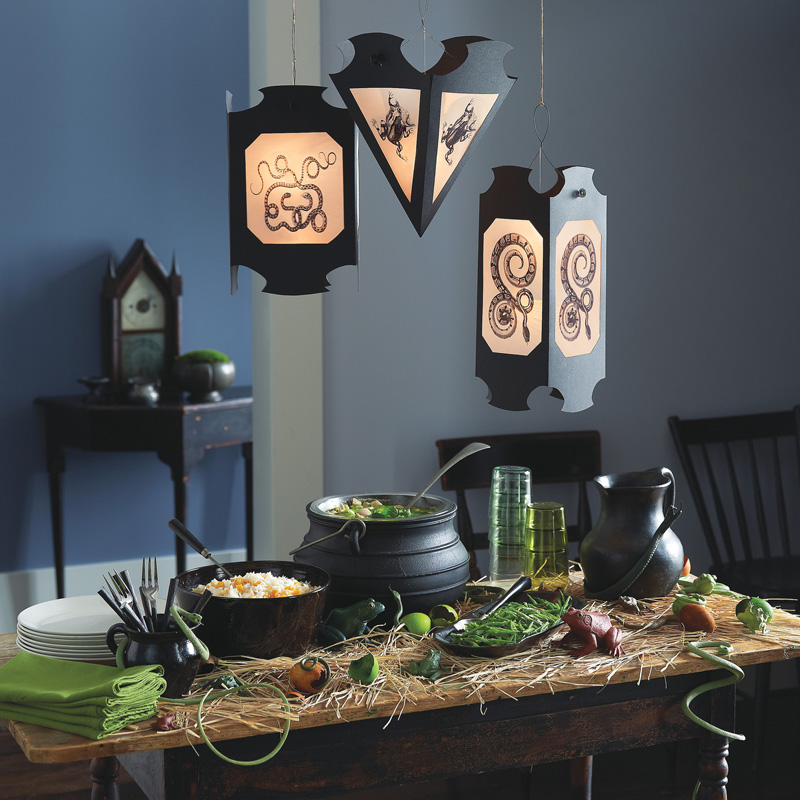Hanging-Black-Halloween-Lanterns-Halloween-lights-outside-halloween-decorations-diy-halloween-decorations-best-halloween-decorations--halloween-yard-decorations-vintage-halloween-decorations