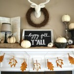 Stunning Thanksgiving Home Decorations